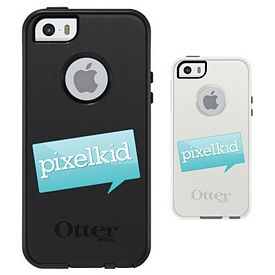 Custom Otterbox Commuter For Iphone 5-5S