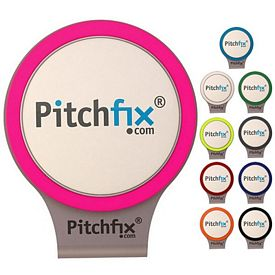 Customized Pitchfix Magnetic Ball Marker Hat Clip