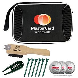 Customized Voyager Caddy Bag Tournament Kit