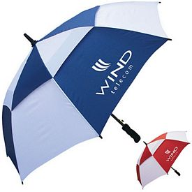Promotional 48 Windbuster Auto Open Umbrella