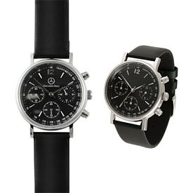 Promotional San Martino Leather Strap Black Watch