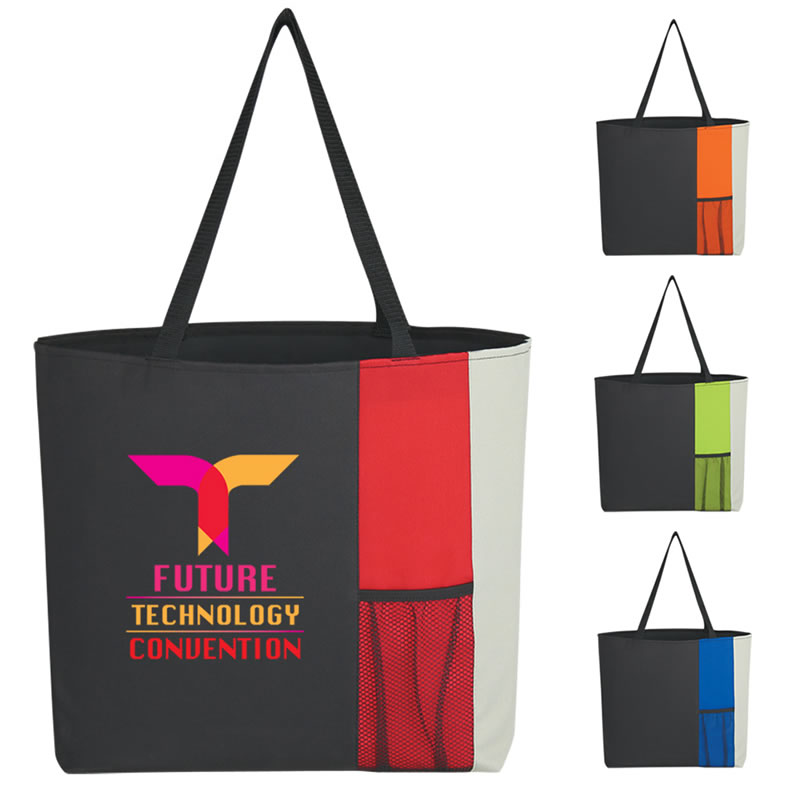 Cotton Tote Bags: Promotional Tote Bags No Minimum
