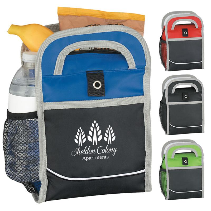promotional polar insulated lunch bag customized polar