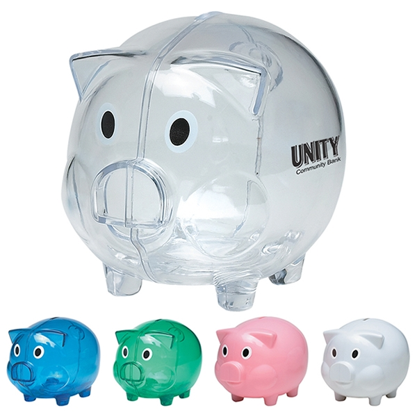 Promotional plastic piggy bank customized plastic piggy bank promotional piggy banks - Resin piggy banks ...