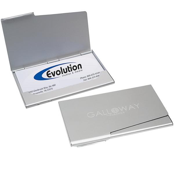 Promotional Pocket Business Card Holder