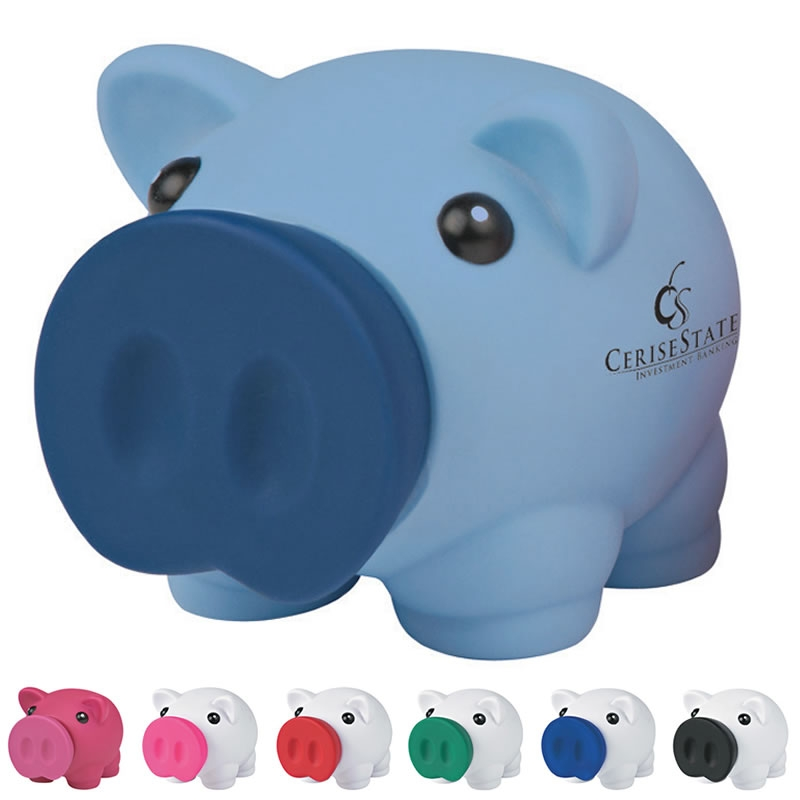 Promotional mini prosperous piggy bank customized mini for Mini piggy banks