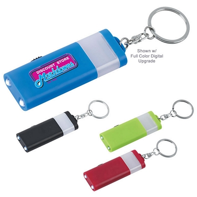 Promotional Keychain LED Camping Light
