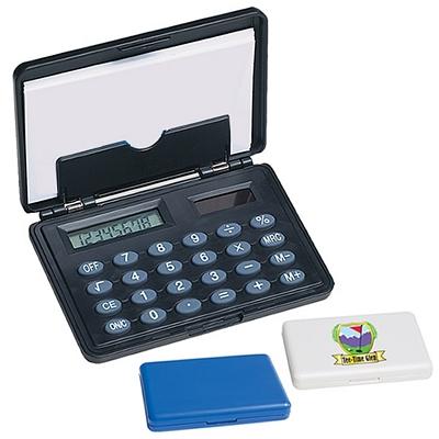 Promotional Business Card Holder Calculator