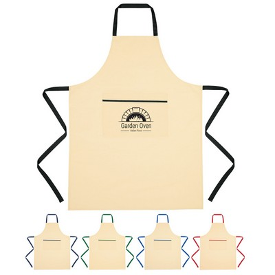 Promotional Cotton Cooking Apron