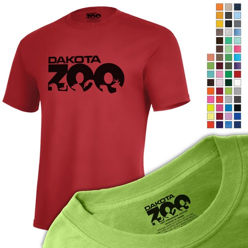 Custom Delta Private Label Cotton Colors T-Shirt