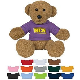 Promotional 8-1-2 Ole Time T-Shirt Rag Bear