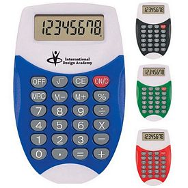 Promotional Oval Calculator