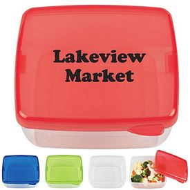 Promotional Square Lunch Container