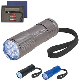 Custom The Stubby Aluminum Led Flashlight With Strap