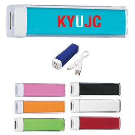 Promotional Charge-It-Up Power Bank