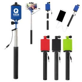 Promotional Ul Listed Power Bank Selfie Stick