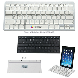 Custom Wireless Bluetooth Keyboard