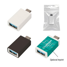 Promotional Usb Type C Adapter