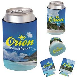 Customized Full Color Kan-Tastic Can Cooler
