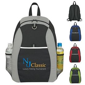 Promotional Ripstop Sport Backpack