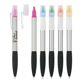 Promotional Neptune Pen And Highlighter