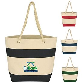 Promotional Cruising Tote Bag With Rope Handles