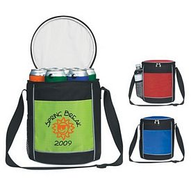 Promotional Travel Round Kooler Bag