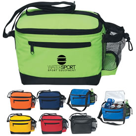 Promotional Six Pack Kooler Bag