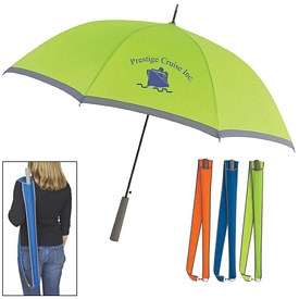 Customized 46 Arc Two-Tone Umbrella