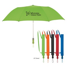Promotional 58 Arc Telescopic Folding Umbrella