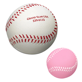 Promotional Baseball Stress Relievers