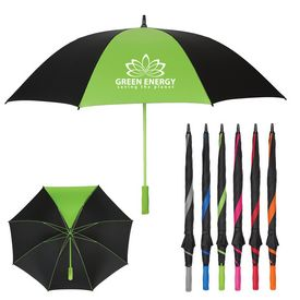 Promotional 60 Arc Splash Of Color Golf Umbrella