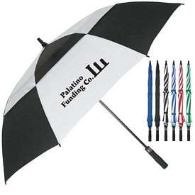 Custom 58 Arc Vented Windproof Umbrella