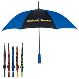 Promotional 46 Arc Two-Tone Point Umbrella