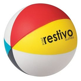 Promotional Beach Ball Stressball