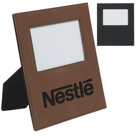 Promotional 4X6 Velvet Touch Photo Frame