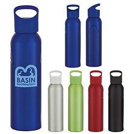 Promotional 20 Oz Aluminum Sports Bottle