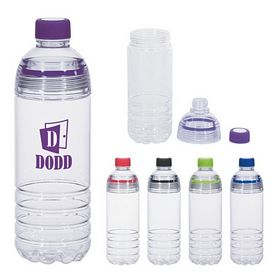 Customized 28 Oz Easy-Clean Reusable Water Bottle