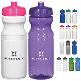 Promotional 24 Oz Fitness Water Bottle