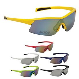 Promotional Sport Mirrored Sunglasses