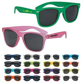 Customized Soft-Matte Finish Sunglasses