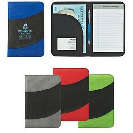 Custom Nonwoven 5 X 7 Bubble Padfolio