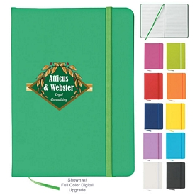 Customized 5 X 7 Writers Journal Notebook