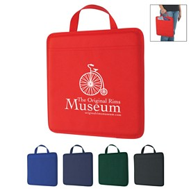Custom Non-Woven Travel Stadium Cushion