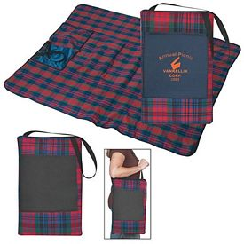 Promotional Carry-A-Long Picnic Blanket