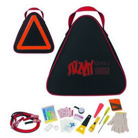 Customized Auto Roadside Safety Kit