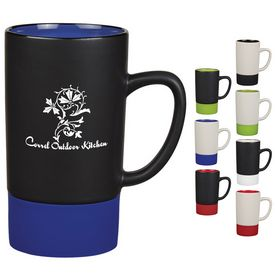 Promotional 12 Oz Tall Latte Mug