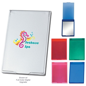 Promotional Rectangular Pocket Mirror