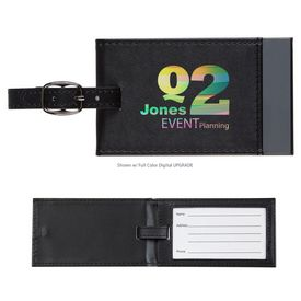 Promotional Buckle Luggage Tag