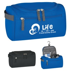 Promotional Deluxe Travel Toiletry Bag